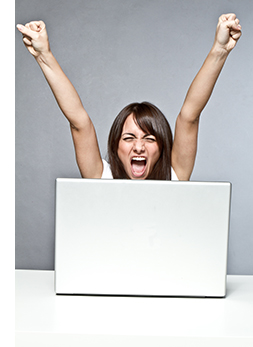 Laptop Woman Celebrates .jpg