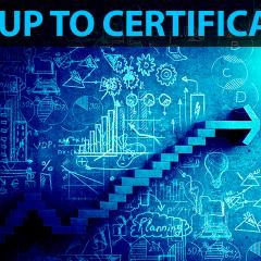 Step Up to Certification Image